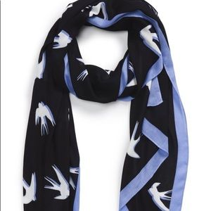 Kate Spade New York Winter Swallow Scarf